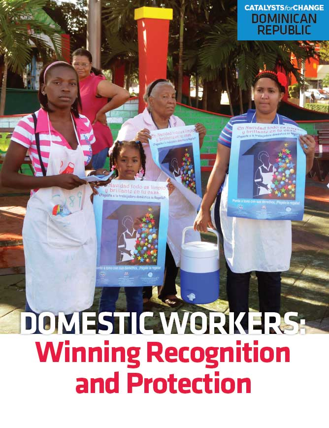 DOMESTIC WORKERS: Winning Recognition and Protection (2013)
