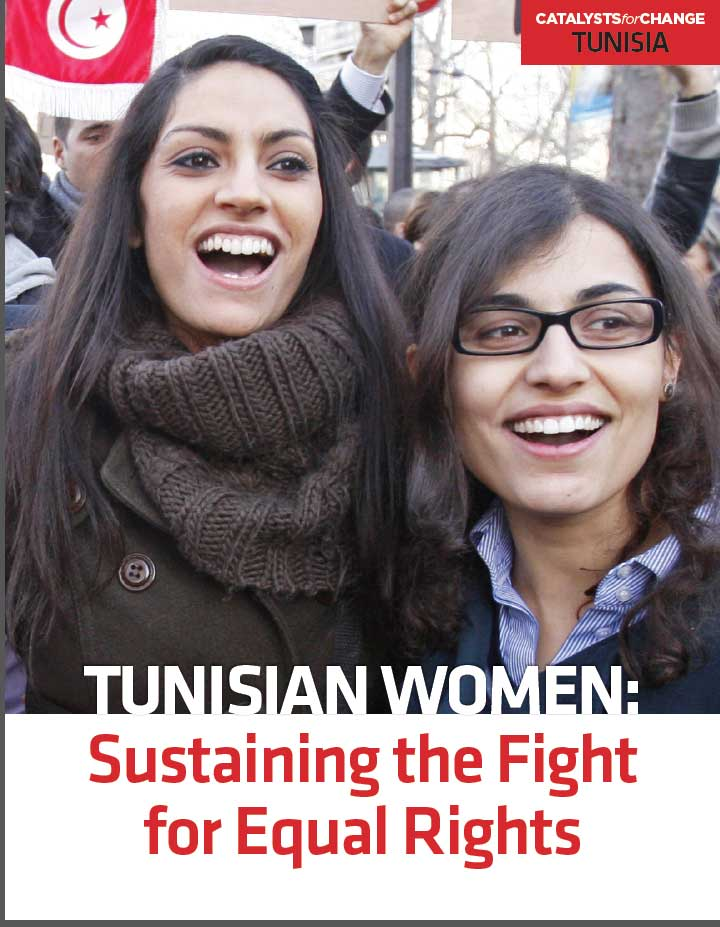 TUNISIAN WOMEN: Sustaining the Fight for Equal Rights (2013)