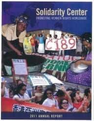Solidarity Center 2011 Annual Report