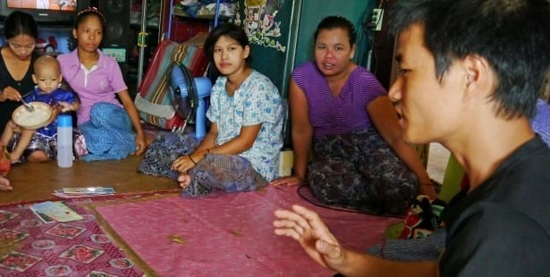 Thailand, migrant workers, Burma