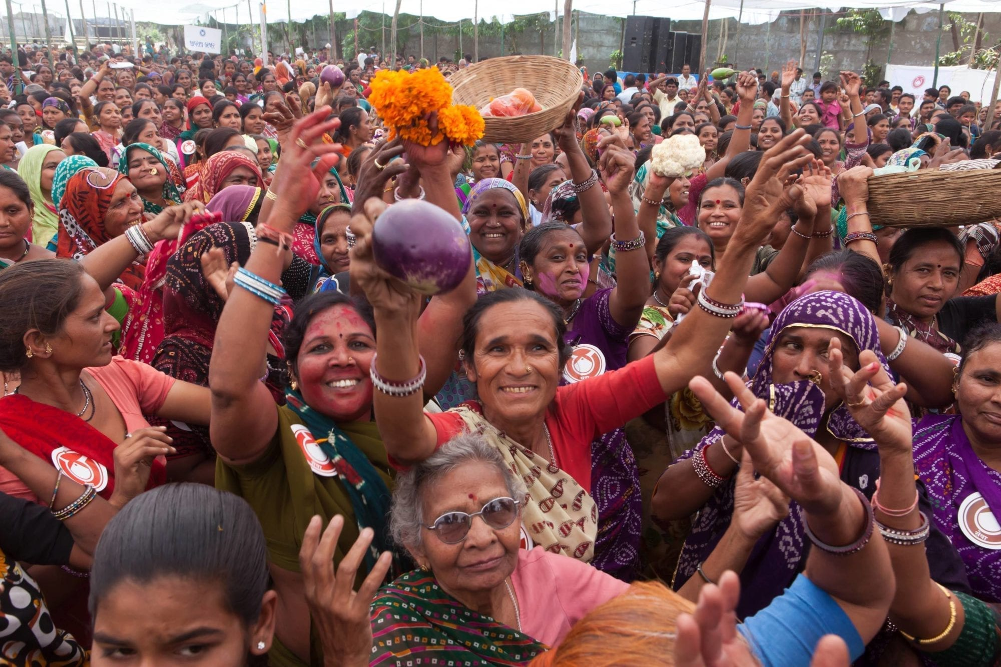 Solidarity Center, India, women