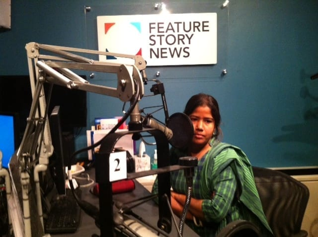 Nomita Nath on Feature Story News