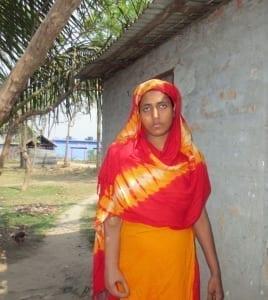 Bangladesh.Rana Plaza 1 year.Moriom Begum.2014.sc