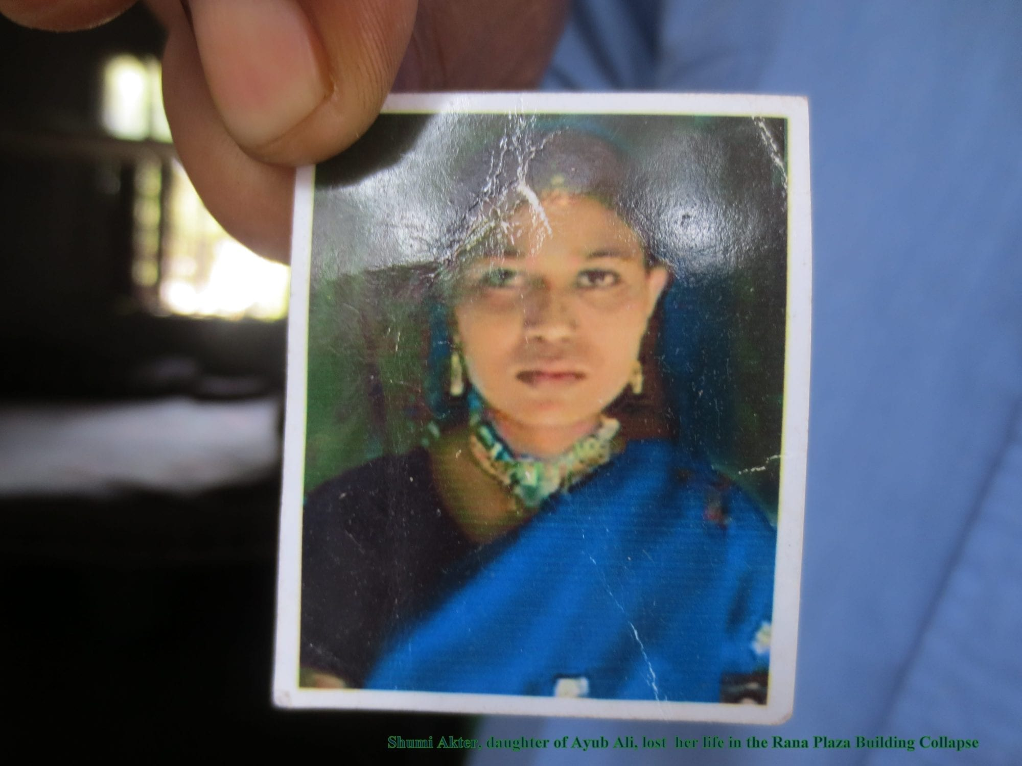 Rana Plaza, 1 Year Later: 'I Cannot Find the Happiness of Life'