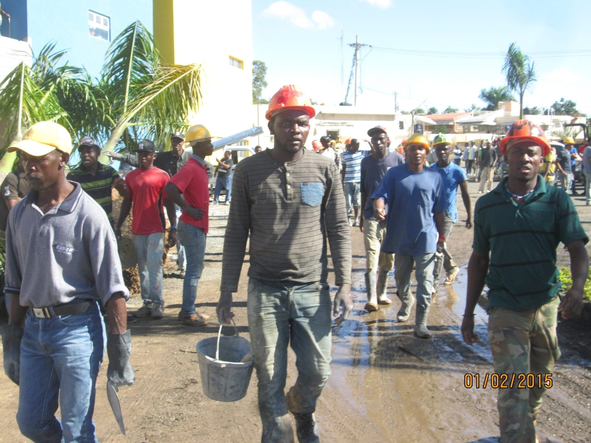 Haitian Workers Say They Were Shot for Asking to Be Paid