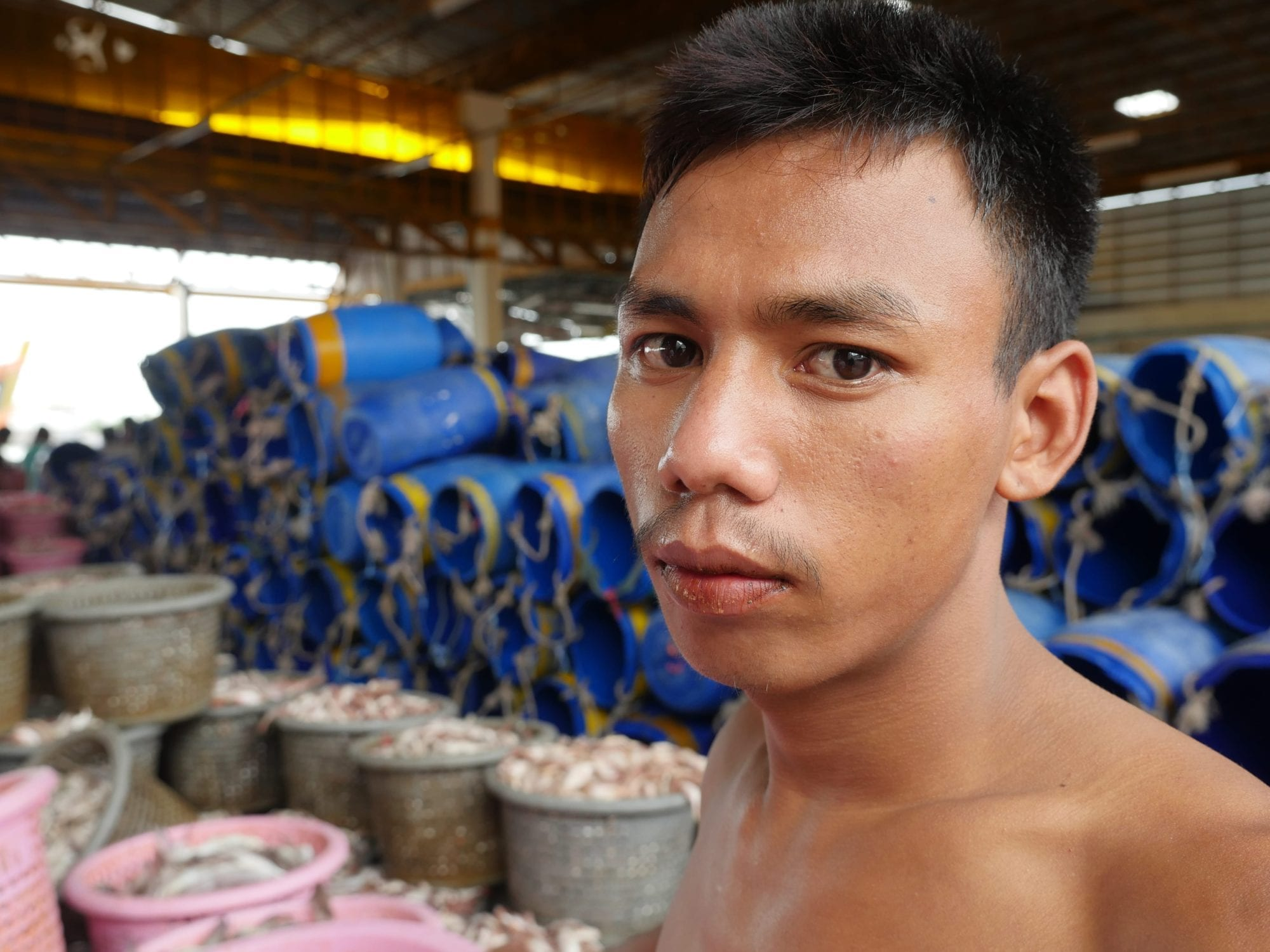 In Thailand, Burmese Migrant Workers Toil Without Rights