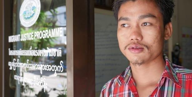 Thailand, migrants, Solidarity Center