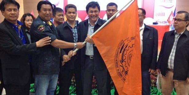 Thailand, unions, Solidarity Center, Sawit Kaewvarn