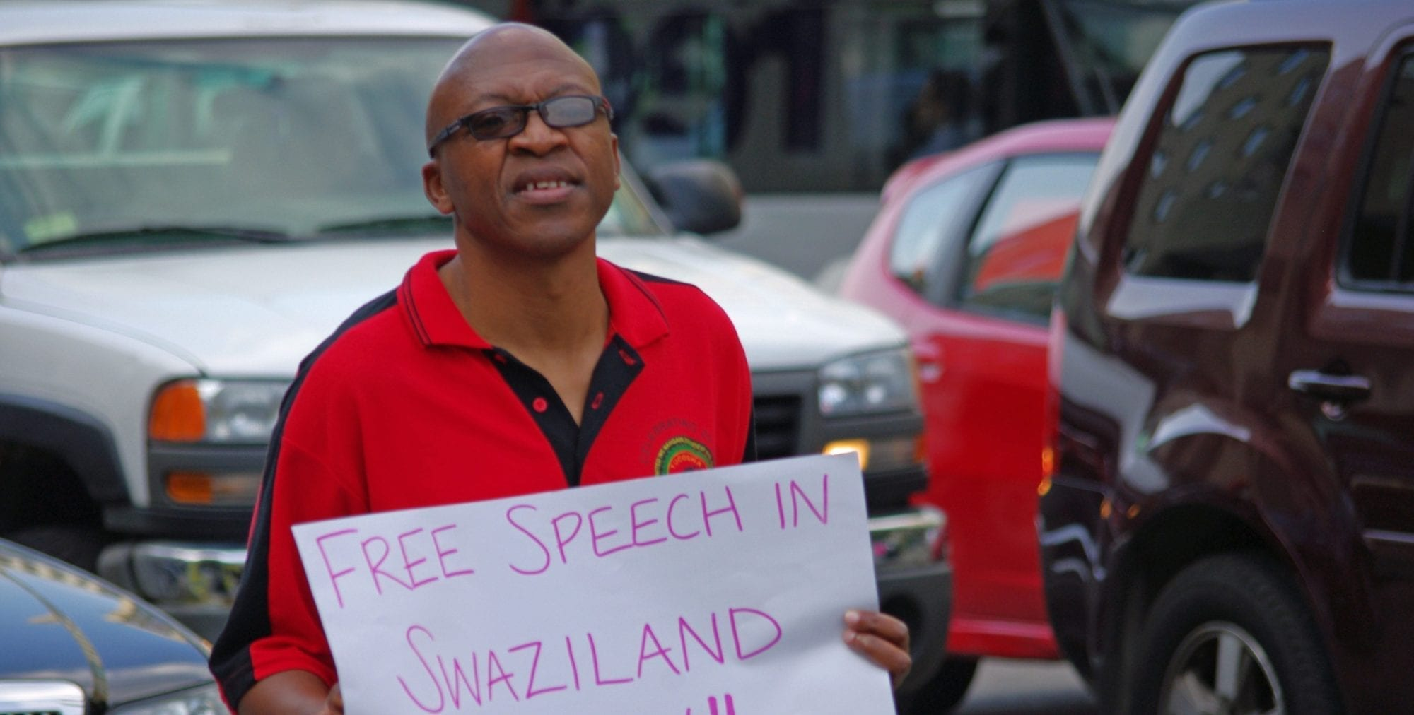 Citing 'Democracy,' Swazi Police Break up Union Meeting