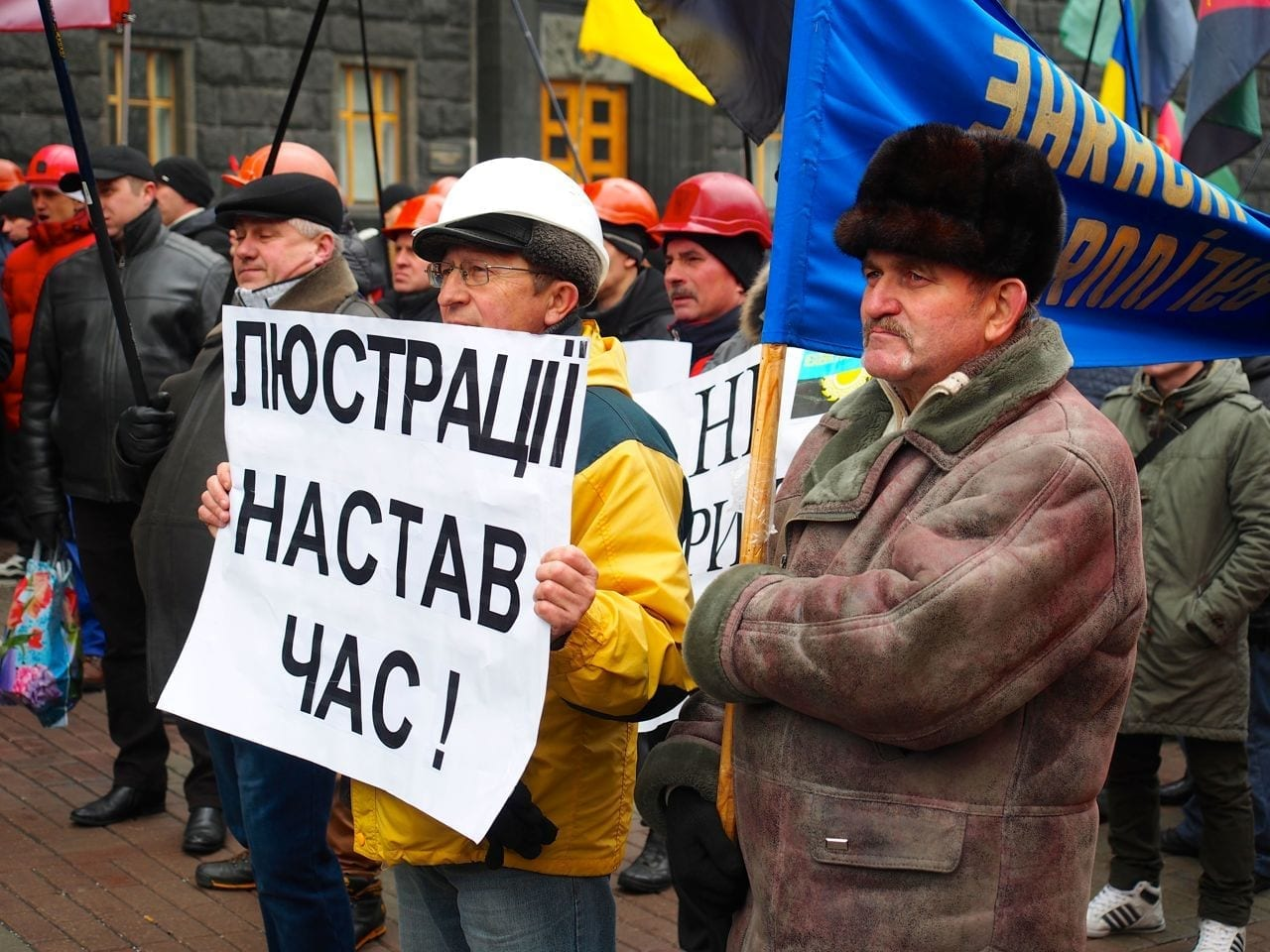 Ukraine Labor Initiative a Hub for Worker Rights