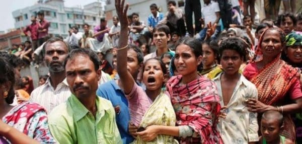 Bangladesh Crowd