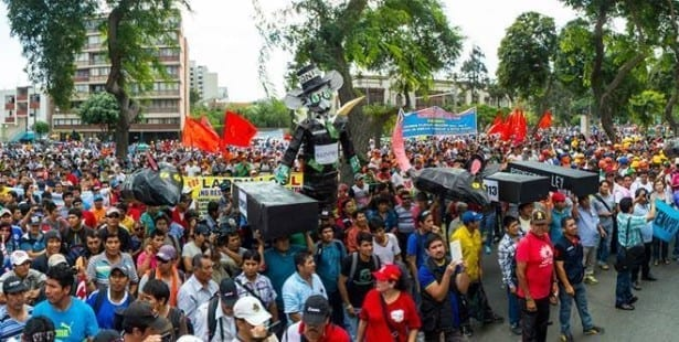 people power in peru pays off solidarity center
