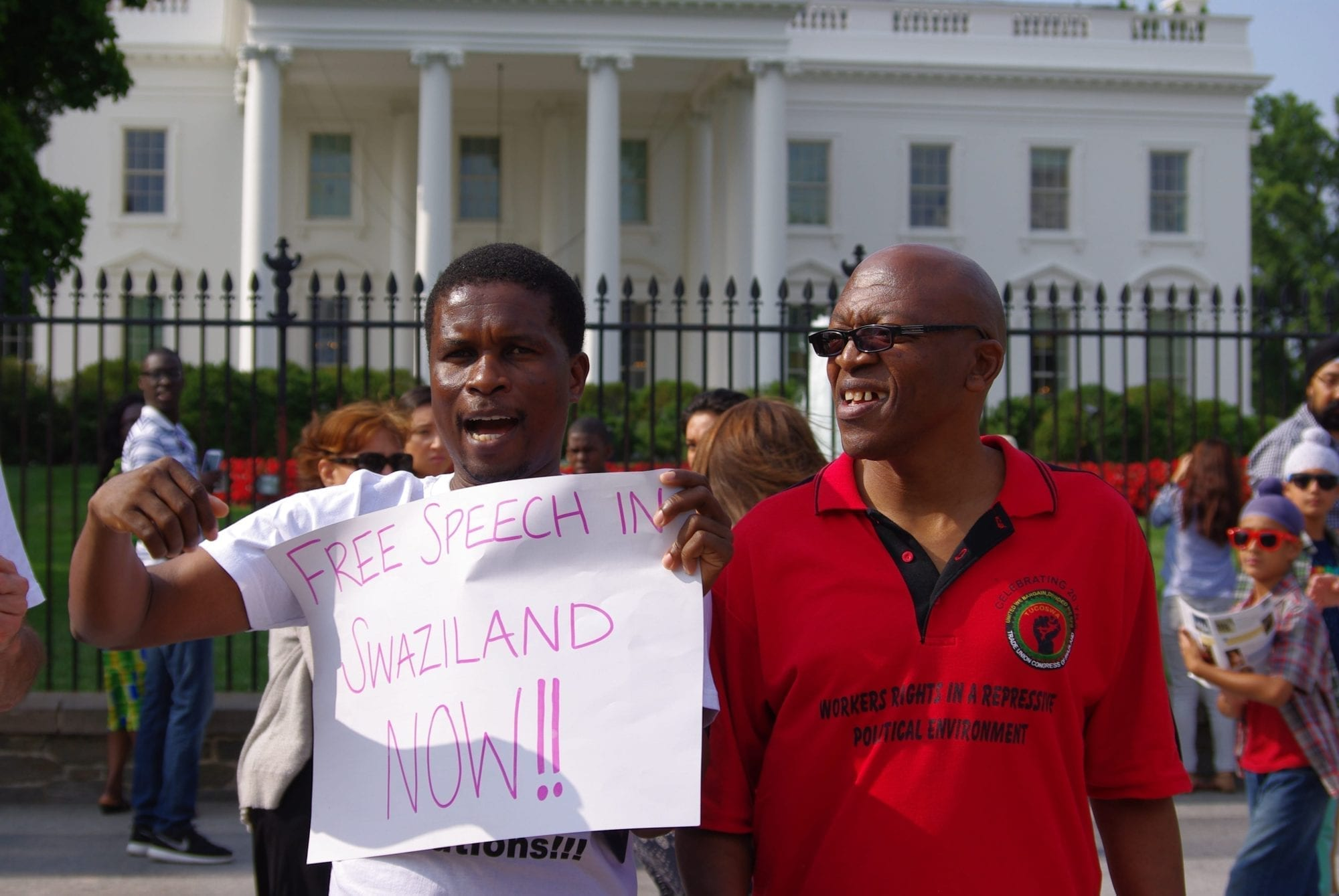 Fearing Police Action, Swaziland Workers Cancel Rally
