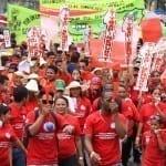Honduras, San Pedro Sula, Solidarity Center