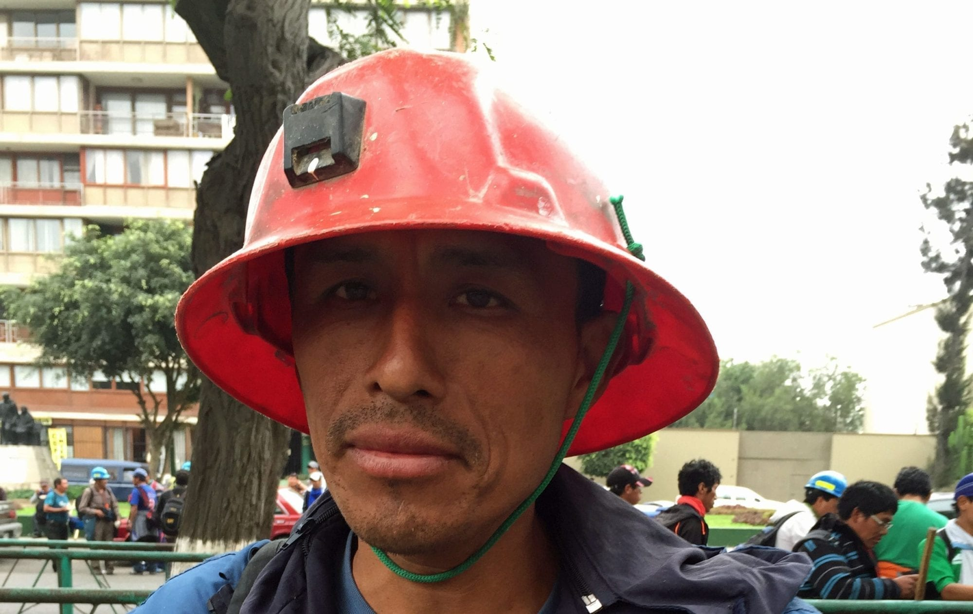 Striking Mineworker Injured, 6 Arrested in Peru