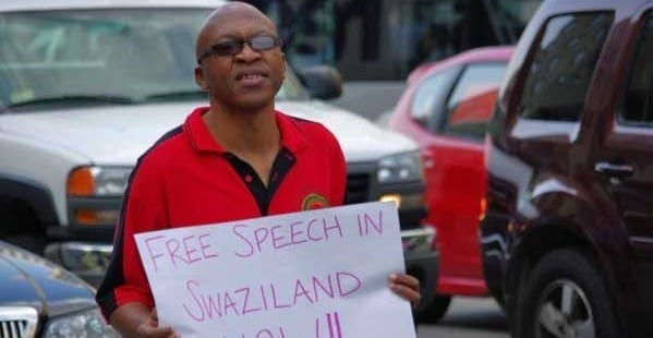 Swaziland, unions, democracy, free speech, Solidarity Center