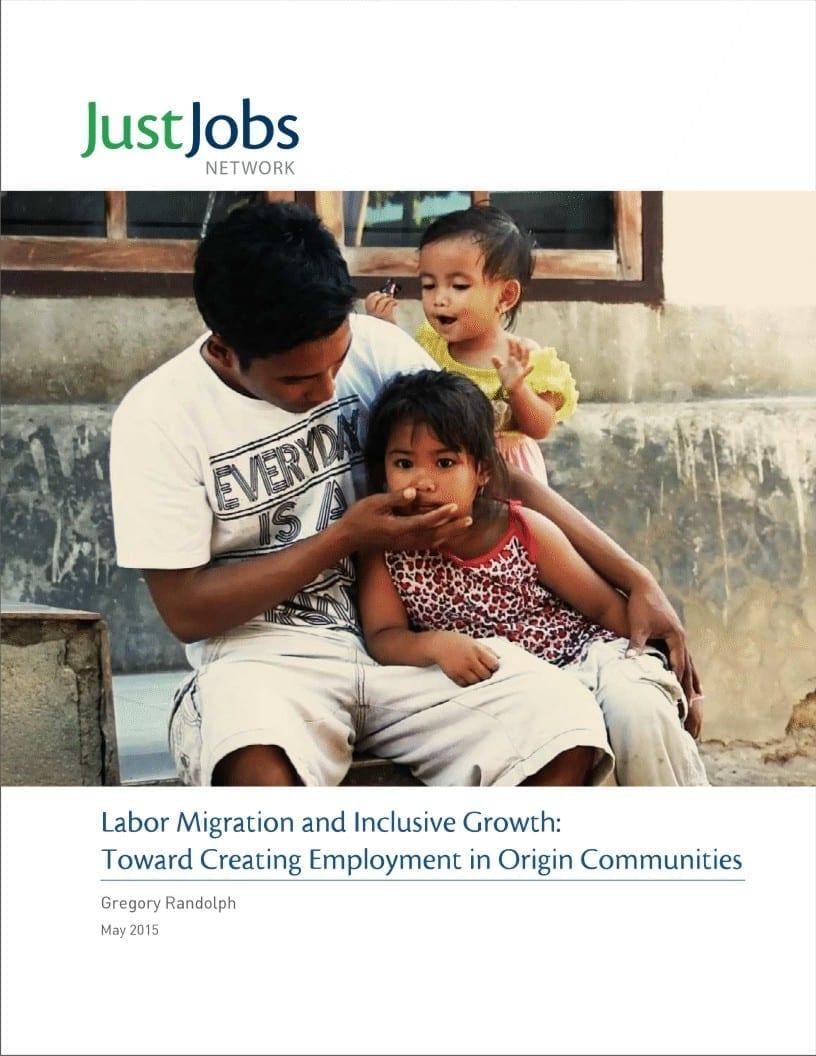 Economic Growth without Jobs Fuels Migration