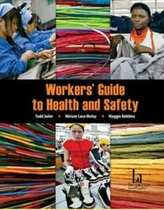 Health and Safety.Workes Guide to Health and Safety book cover.6.2015