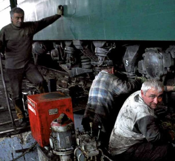 Worker Rights Worst in Belarus, Middle East-North Africa