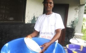 Liberia, domestic workers, Solidarity Center