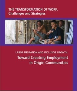 Migration.Labor Migration and Inclusive Growth cover.2015