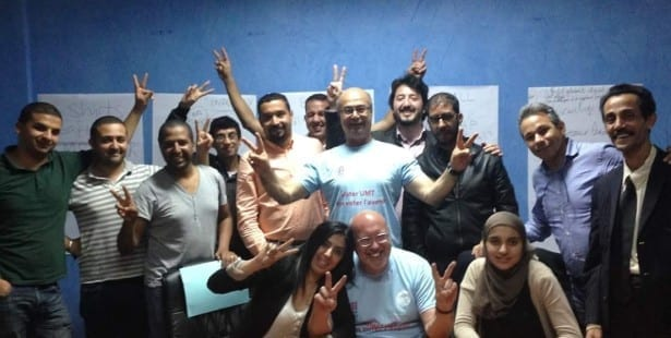 Morocco, Call Center, unions, labor, Solidarity Center