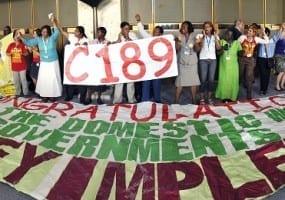 domestic workers, ILO convention