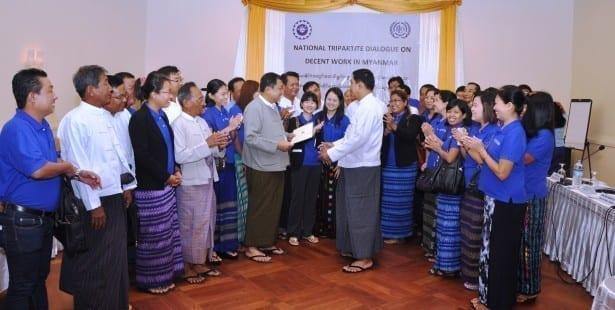 Burma, Myanmar, Maung Maung, CTUM, unions