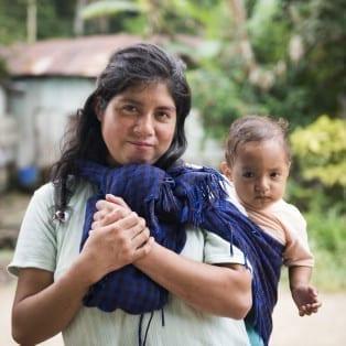 Peru, palm oil workers, families, plantation