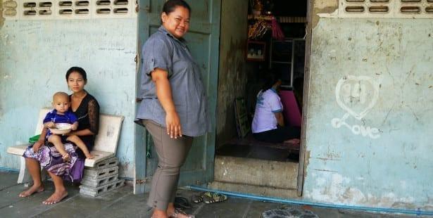 Thailand, Burmese migrants, Solidarity Center
