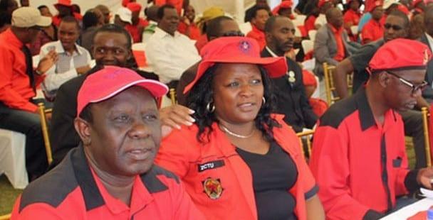 Zimbabwe, unions, ZCTU, Solidarity Center