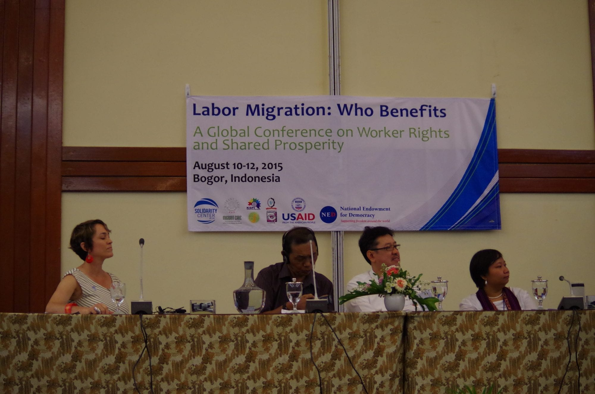 Civil Rights & Shared Prosperity for Migrant Workers