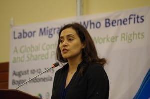migrant workers, Solidarity Center