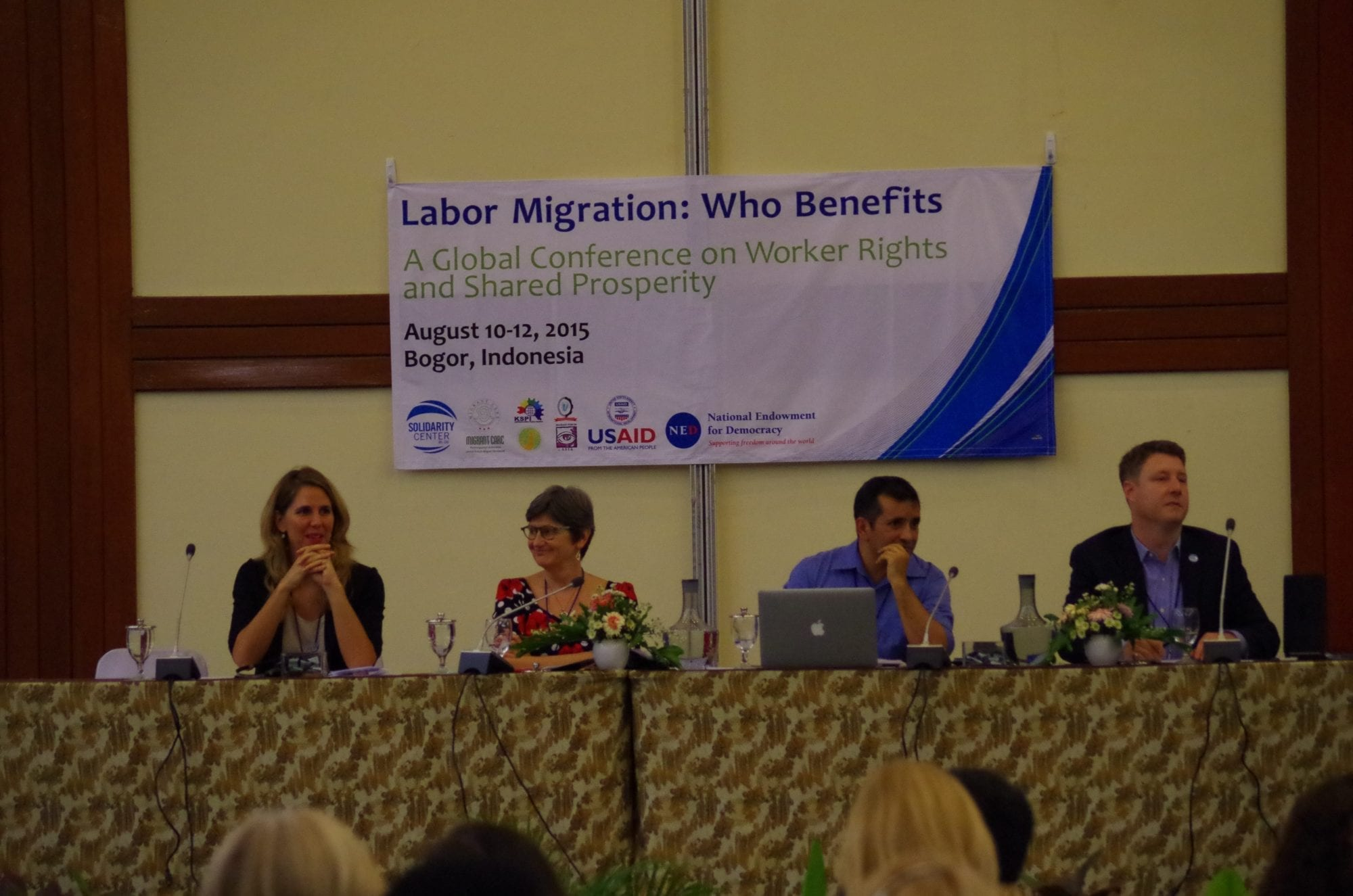 'Marginalization of Migrant Workers: Crisis for Democracy'