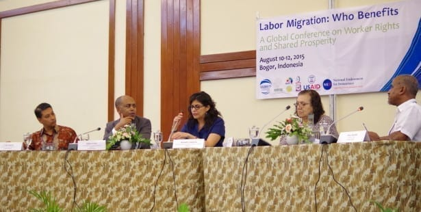 migrant workers, Solidarity Center, Tefere Gebre, AFL-CIO