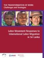 migrants, Sri Lanka, Solidarity Center
