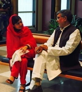Malala, Kailash Satyarthi, child labor, UN, Solidarity Center