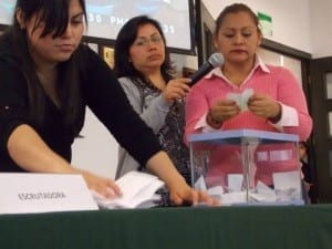 Solidarity Center, domestic workers, Mexico, human rights