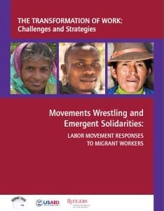 migrant workers, Solidarity Center