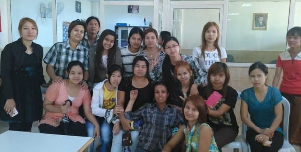 Jordan, garment workers, Solidarity Center