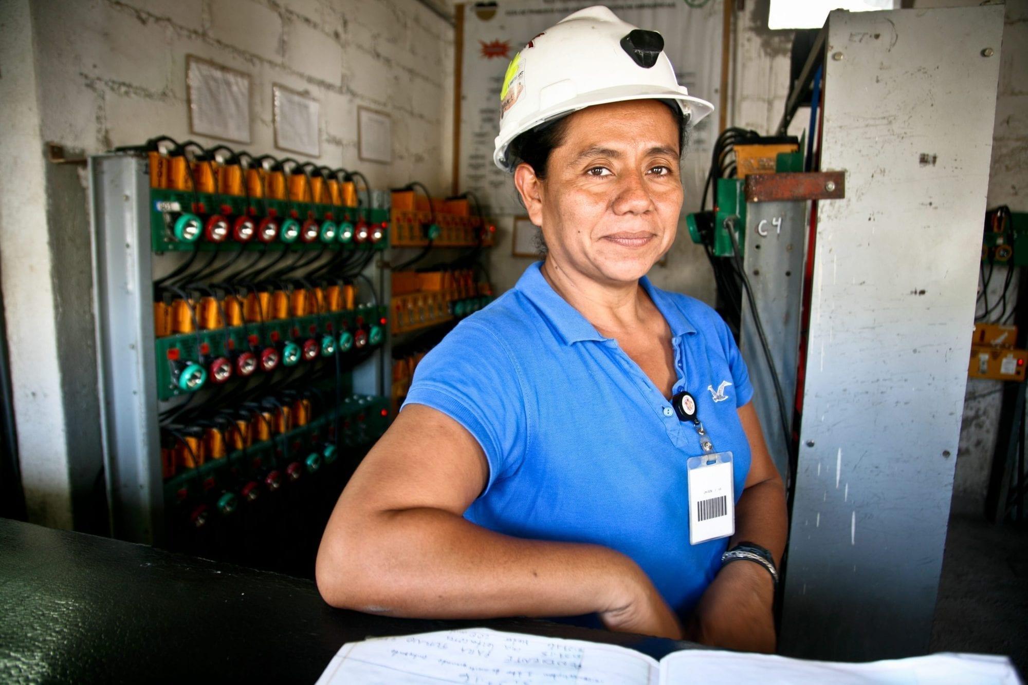 Mexico, miners, Solidarity Center, Los Mineros