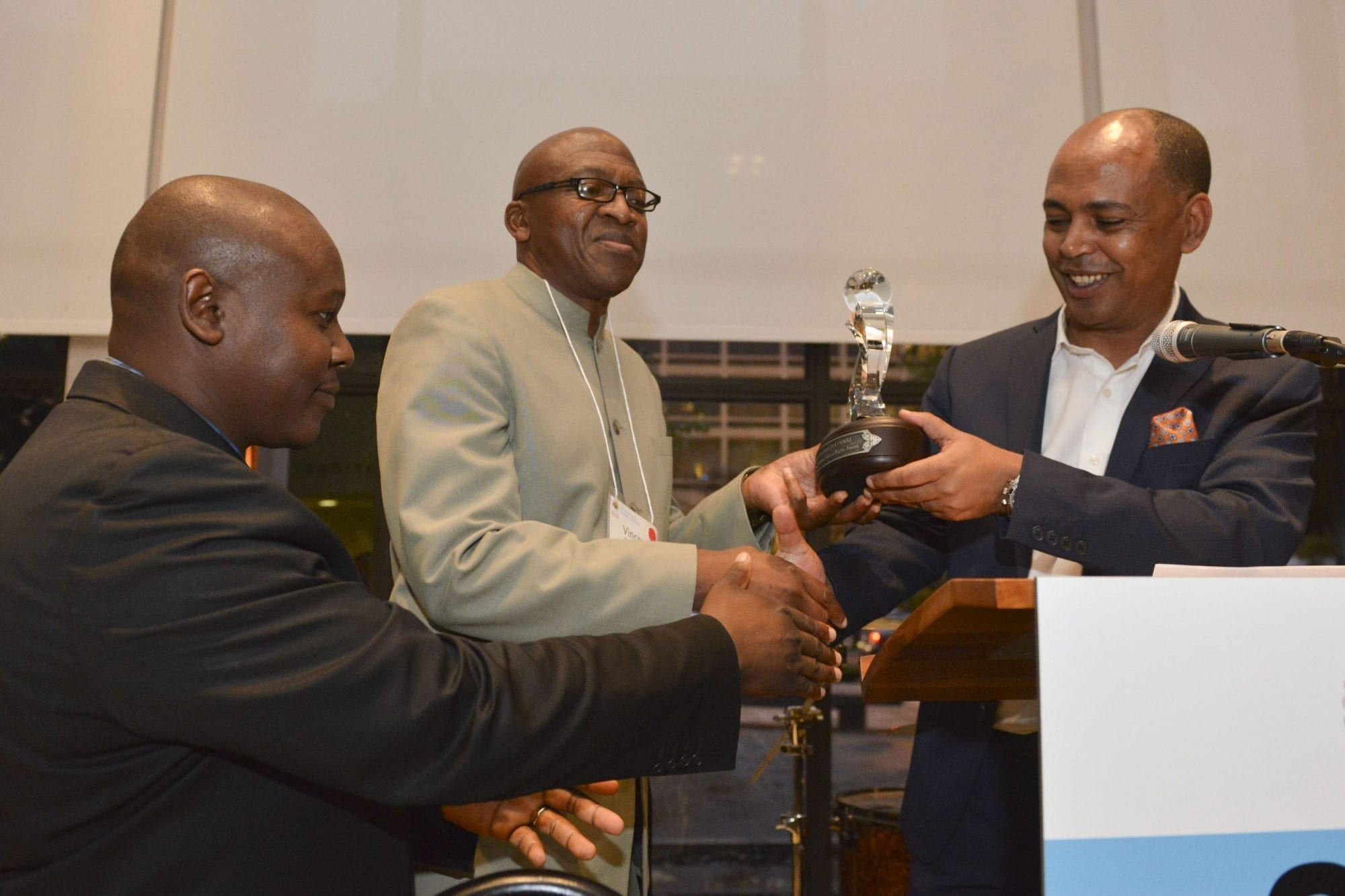 Swazi Union Receives 2015 AFL-CIO Human Rights Award