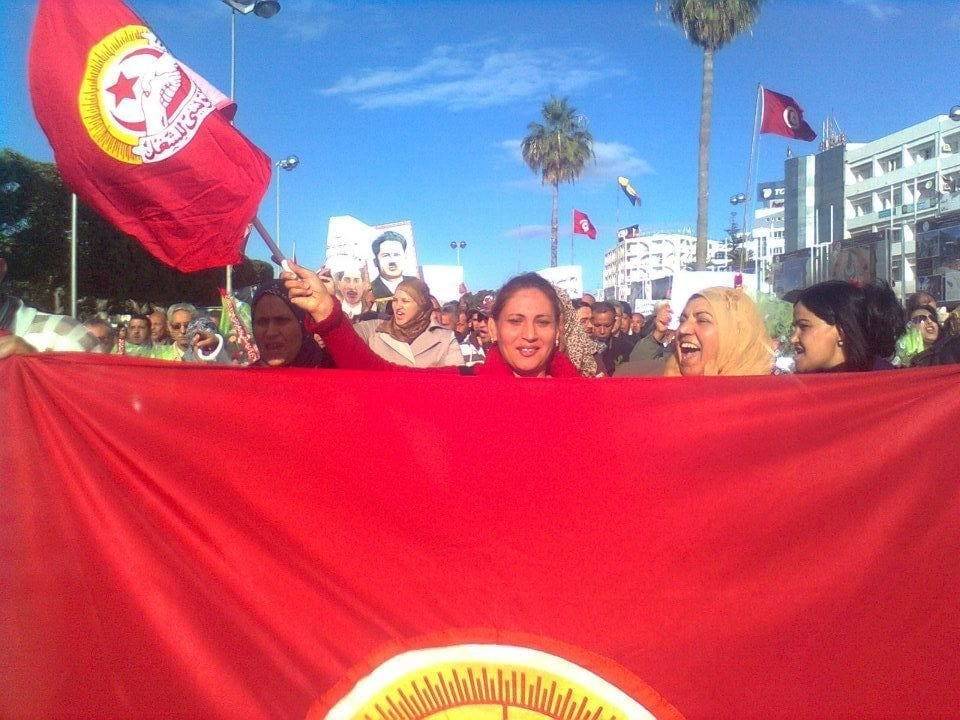 Tunisia Labor Movement Shares Nobel Peace Prize