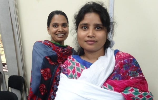 Bangladesh, garment workers, fire safety, Solidarity Center