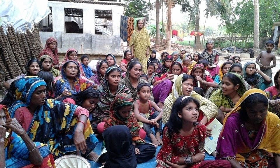 Bangladesh, migrant workers, human rights, Solidarity Center