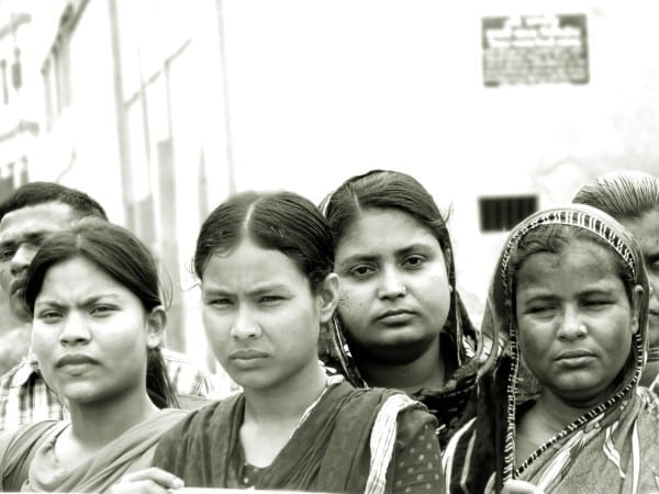 Bangladesh, Rana Plaza, garment worker, Solidarity Center