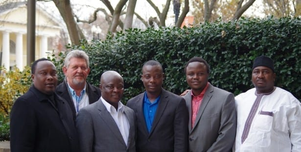 Africa, Solidarity Center, worker rights, human rights