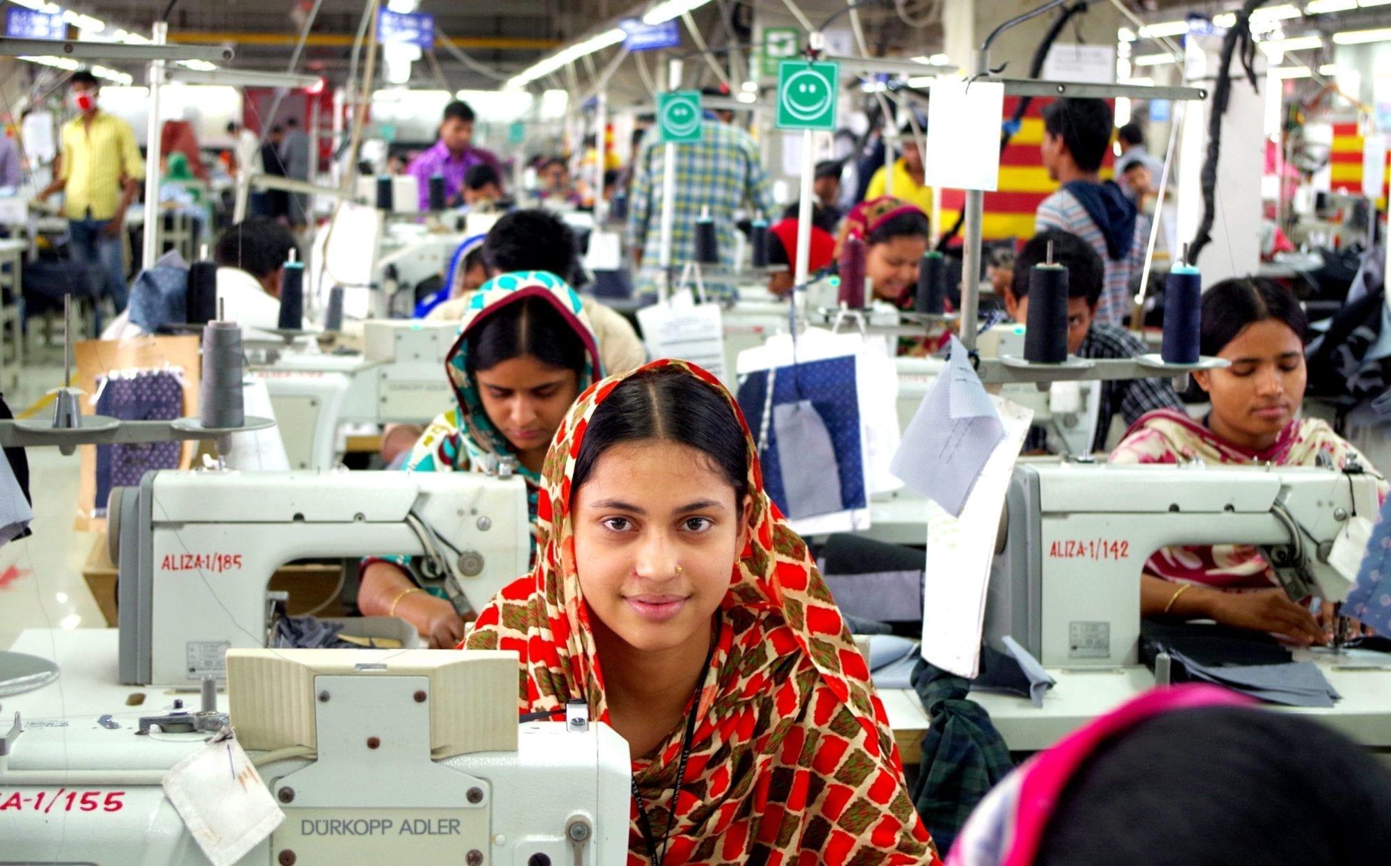Bangladesh, garment workers, Solidarity Center