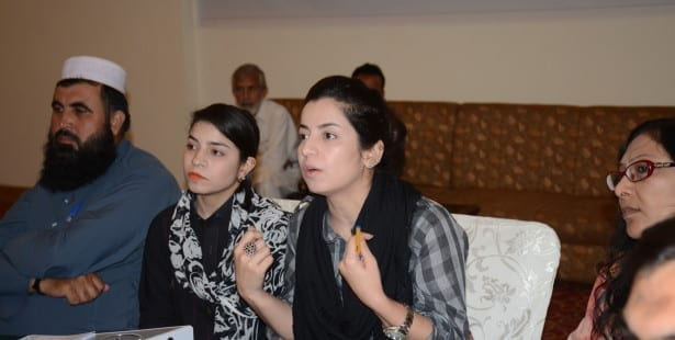 Pakistan, journalists, safety, gender equality, Solidarity Center, human rights, worker rights