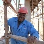 Zimbabwe, construction workers, Solidarity Center
